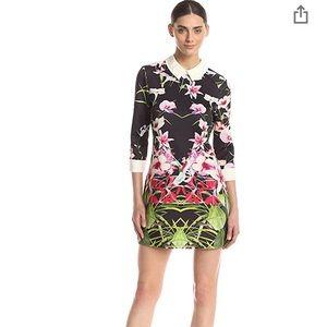 Ted Baker tropical floral dress